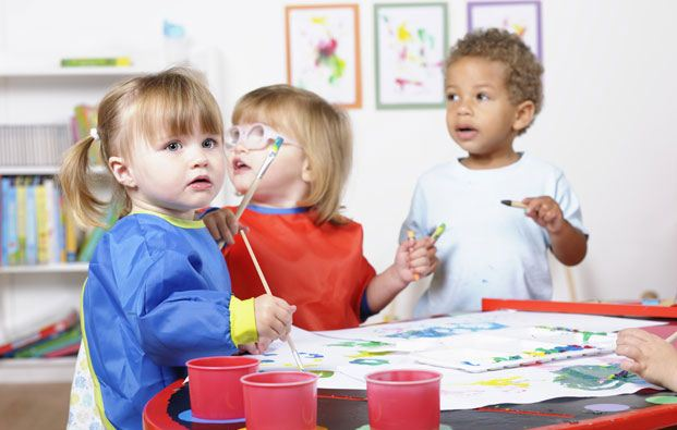 Getting Yout Child Ready For School Begins At Birth