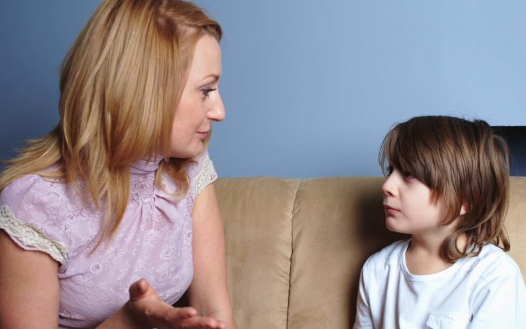How To Keep The Conversation Going Between You And Your Child