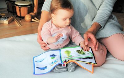Choosing fun books to read with your infant, toddler, and preschooler