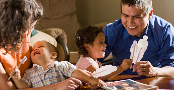 Promoting Language Development at Home