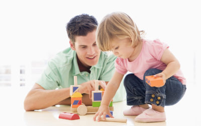 Fathers Play an Important Role with their Children