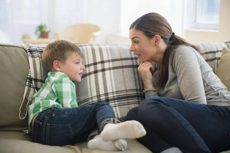 Talking to Your Child Helps Expand Vocabulary