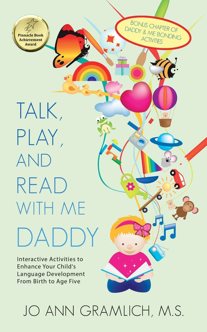 Talk, Play, and Read with Me Daddy