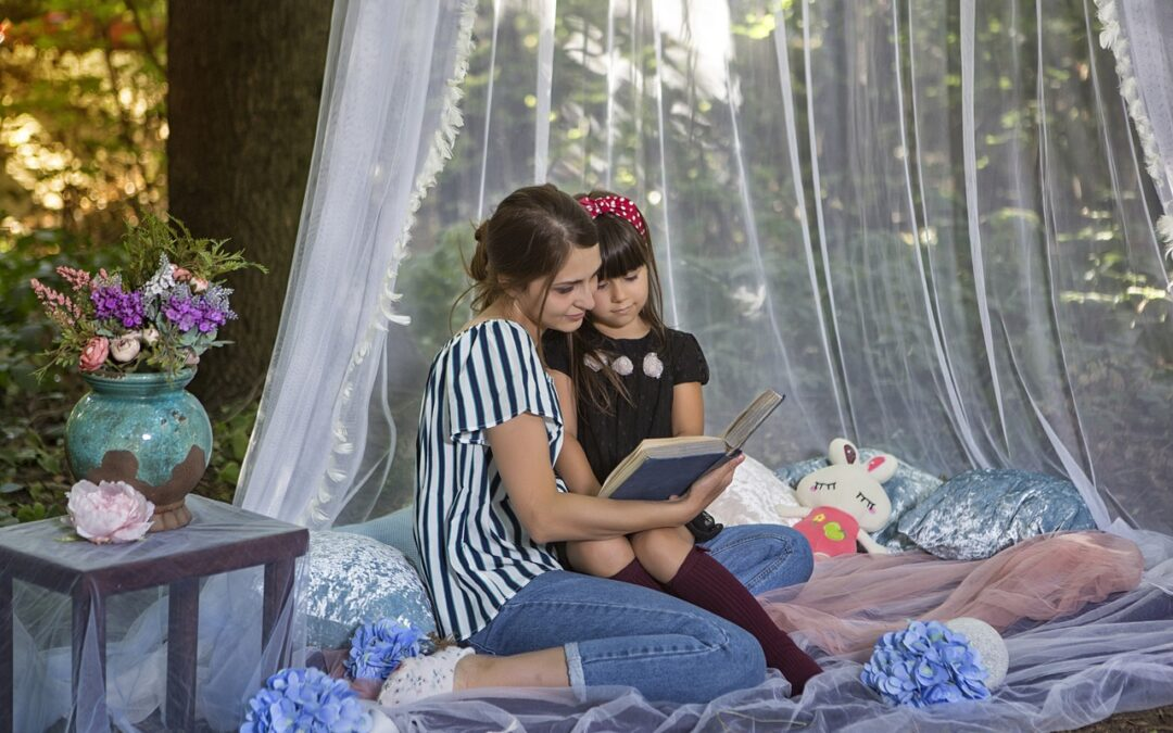 5 Weeks of Reading Adventures for You and Your Kids